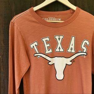 Tops - Texas Longhorn LS Shirt Small